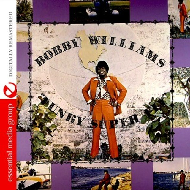 Bobby Williams FUNKY SUPER FLY CD