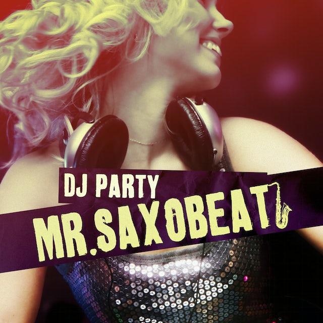 DJ Party MR. SAXOBEAT CD