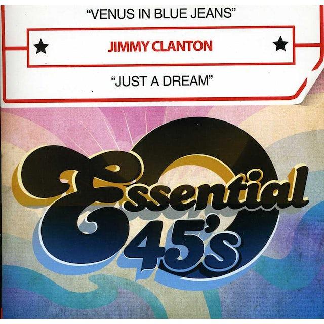 Jimmy Clanton VENUS IN BLUE JEANS / JUST A DREAM CD