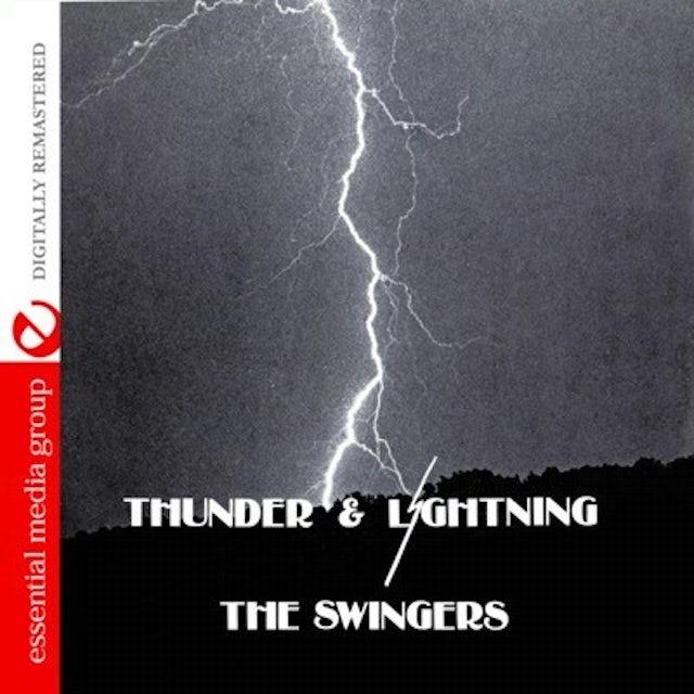 Swingers THUNDER & LIGHTNING CD
