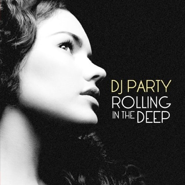 DJ Party ROLLING IN THE DEEP CD