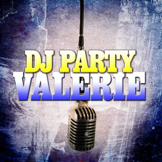DJ Party VALERIE CD