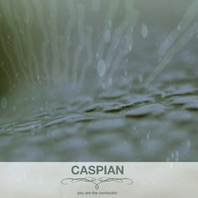 Caspian YOU ARE THE CONDUCTOR Vinyl Record