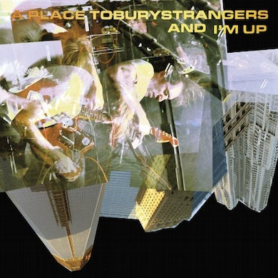 Place To Bury Strangers & IM UP / DONT STOP Vinyl Record