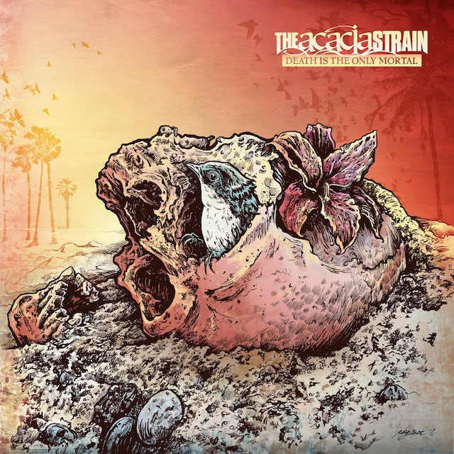 Acacia Strain DEATH IS THE ONLY MORTAL CD