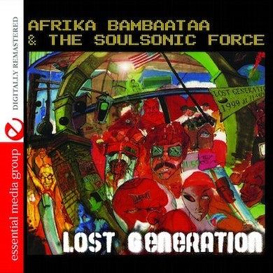 Afrika Bambaataa LOST GENERATION CD