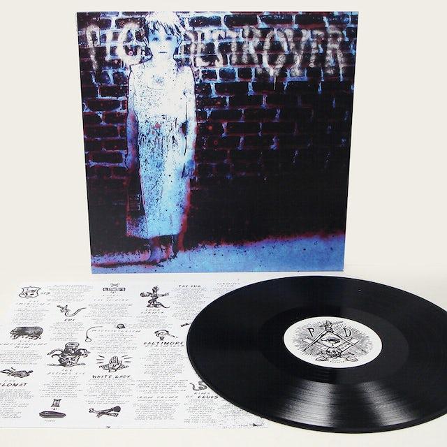Pig Destroyer BOOK BURNER Vinyl Record