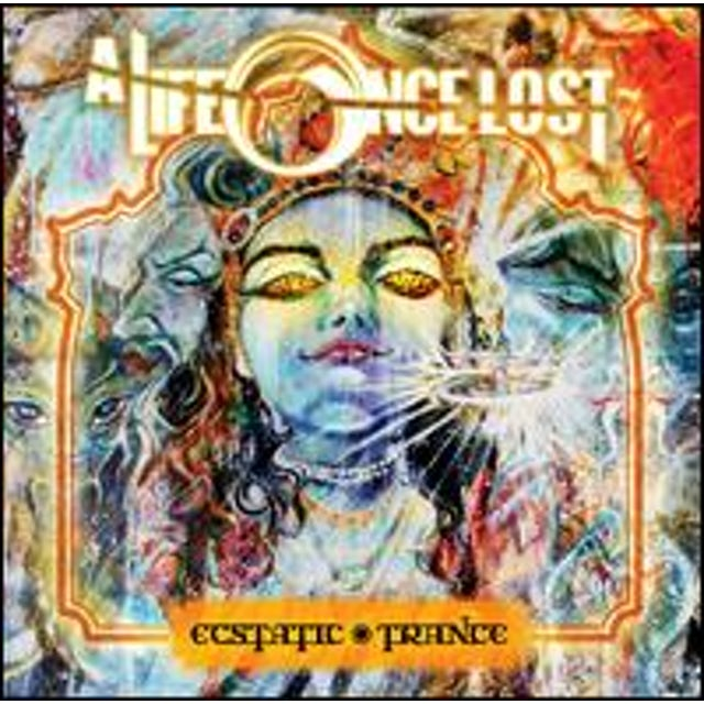 Life Once Lost ECSTATIC TRANCE CD