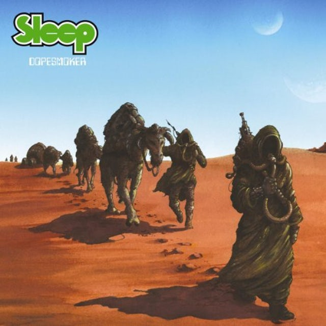 Sleep DOPESMOKER Vinyl Record