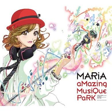 Maria AMAZING MUSIQUE PARK CD