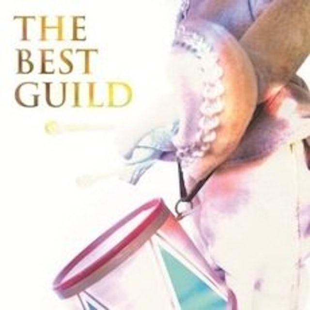 Guild BEST (VERSION A) CD