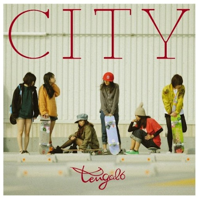 tengal6 CITY CD