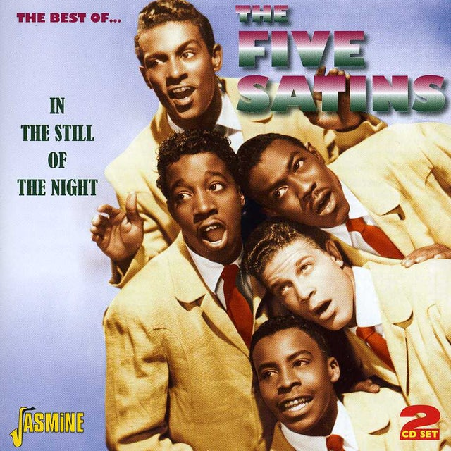 5 Satins BEST OF CD
