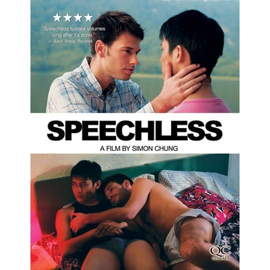 SPEECHLESS DVD