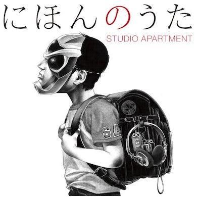 Studio Apartment JAPANESE SONGS CD