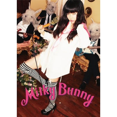 Milky Bunny CD