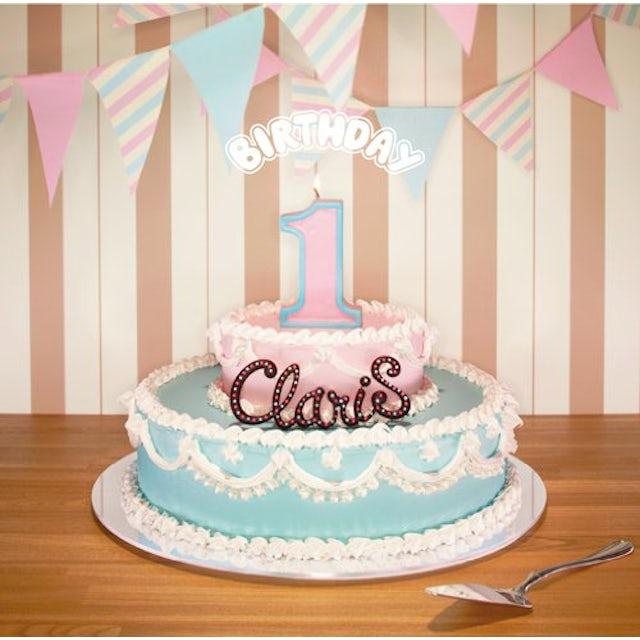 ClariS BIRTHDAY CD