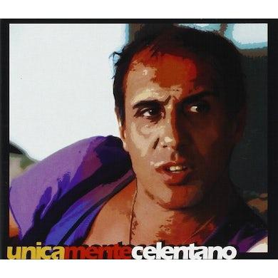 Adriano Celentano UNICAMENTECELENTANO CD