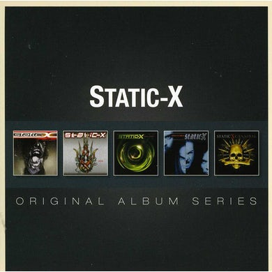 Static-X ORIGINAL ALBUM SERIES CD