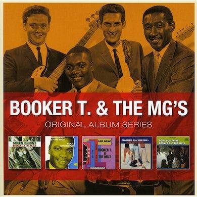 Booker T. & the M.G.'s ORIGINAL ALBUM SERIES CD