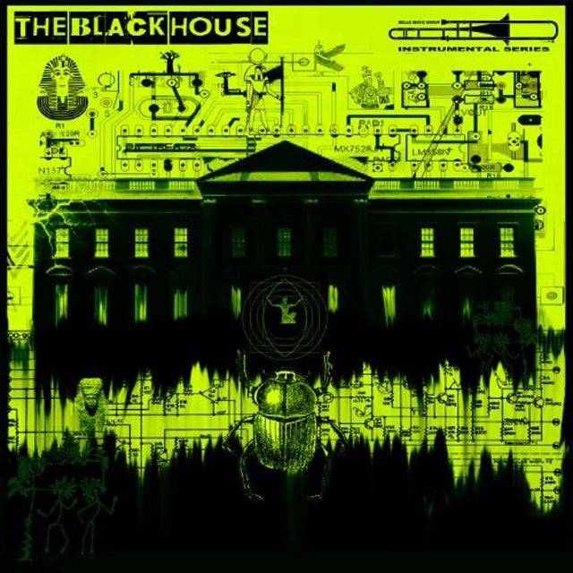 Blackhouse Vinyl Record