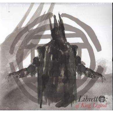 LIBRETTO: OF KING LEGEND Vinyl Record