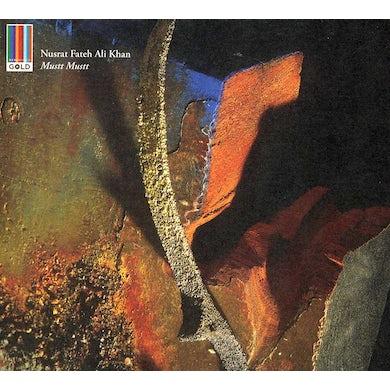 Nusrat Fateh Ali Khan MUSTT MUSTT CD