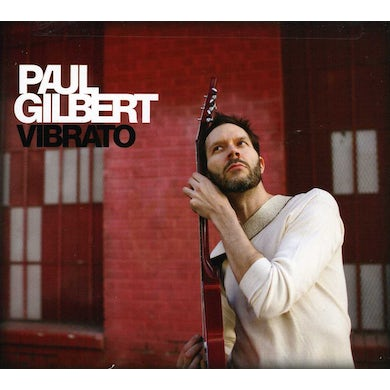 Paul Gilbert VIBRATO CD