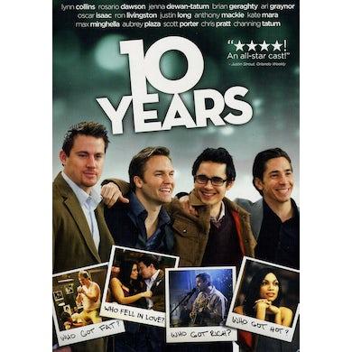 10 YEARS DVD