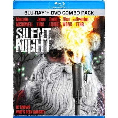 SILENT NIGHT Blu-ray