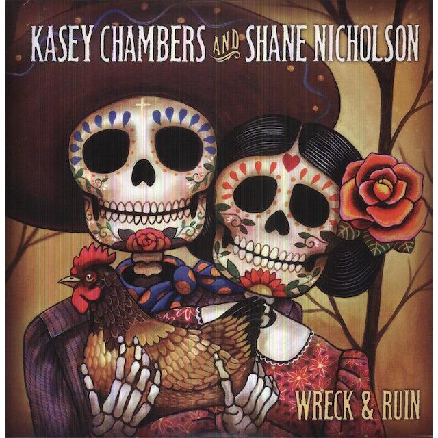 Kasey Chambers / Shane Nicholson WRECK & RUIN Vinyl Record