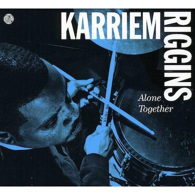 Karriem Riggins ALONE TOGETHER CD
