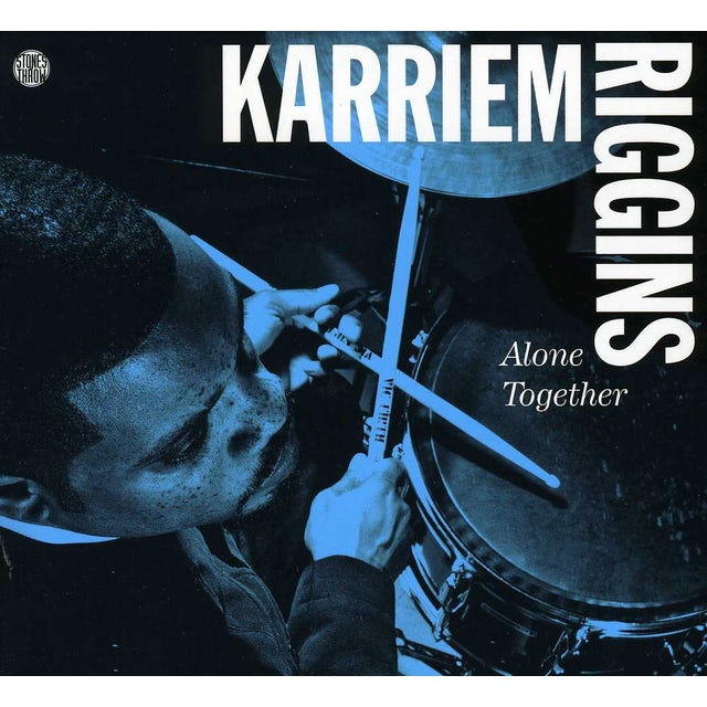 Karriem Riggins ALONE TOGETHER CD