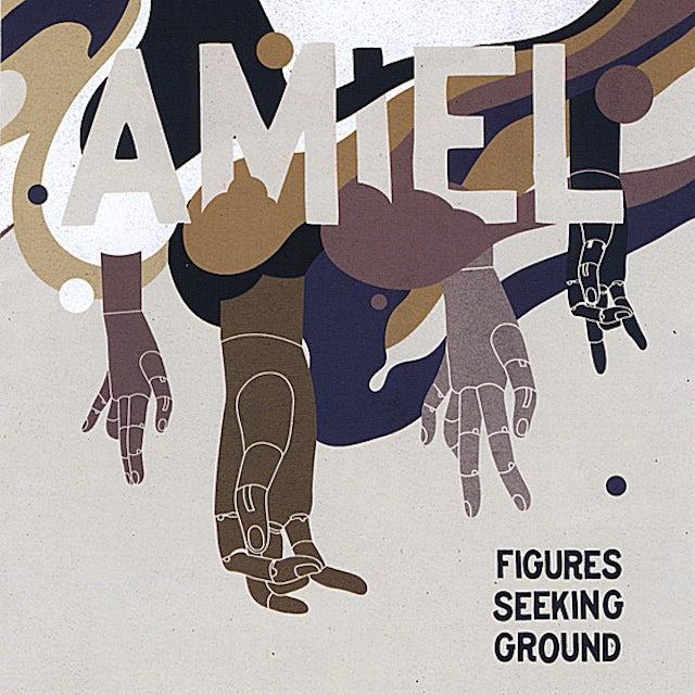 Amiel FIGURES SEEKING GROUND CD