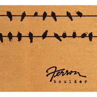 Ferron BOULDER CD