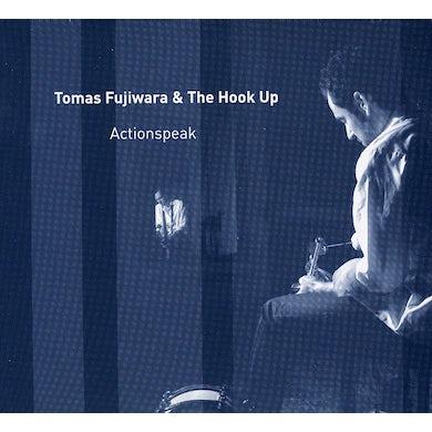 Tomas Fujiwara ACTIONSPEAK CD