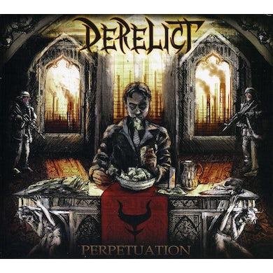 Derelict PERPETUATION CD
