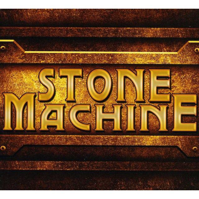 Stone Machine SELF-TITLED CD