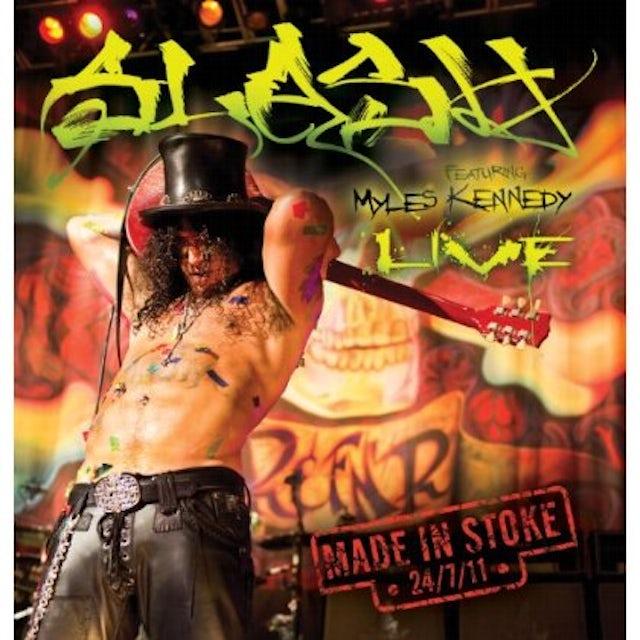 Slash MADE IN STOKE 24/7/11 (Vinyl)