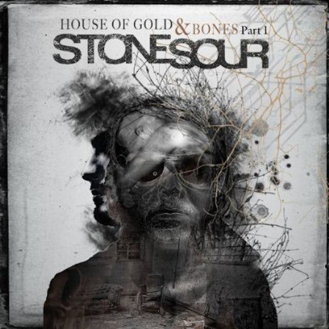 Stone Sour HOUSE OF GOLD & BONES PART ONE CD