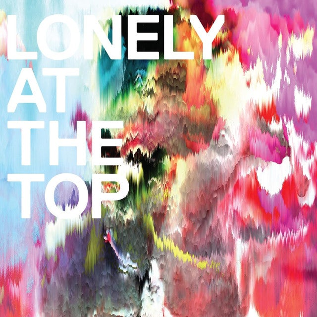 Lukid LONELY AT THE TOP Vinyl Record