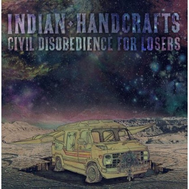 Indian Handcrafts CIVIL DISOBEDIENCE FOR LOSERS CD