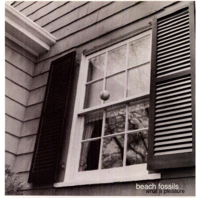 Beach Fossils WHAT A PLEASURE Vinyl Record