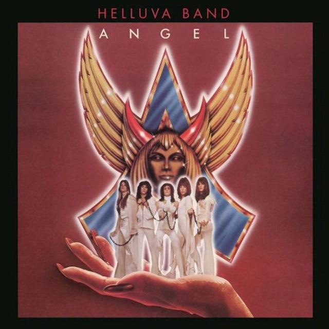 Angel HELLUVA BAND Vinyl Record