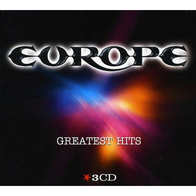 Europe GREATEST HITS CD