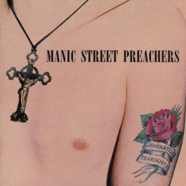 Manic Street Preachers GENERATION TERRORISTS CD