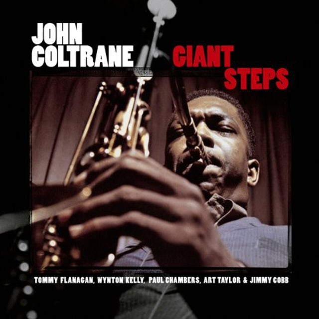 John Coltrane GIANT STEPS Vinyl Record