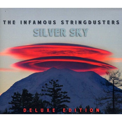The Infamous Stringdusters SILVER SKY CD