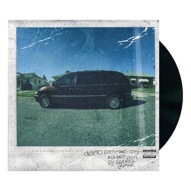 Kendrick Lamar good kid, m.A.A.d city - Double LP Vinyl Record