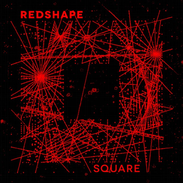 Redshape SQUARE Vinyl Record